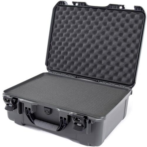 Nanuk 940 Case with Foam (Graphite)