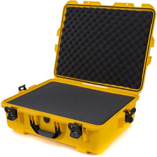 Nanuk 945 Case with Foam (Yellow)