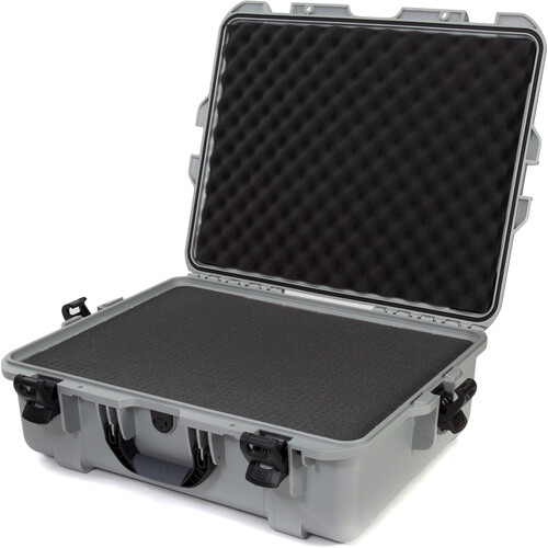 Nanuk 945 Case with Foam (Silver)