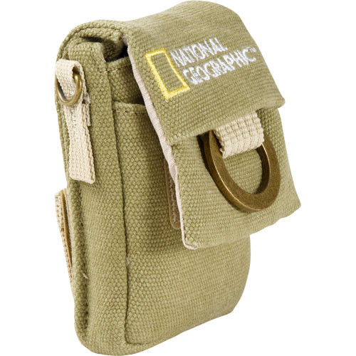 National Geographic NG 1147 Earth Explorer Nano Camera Pouch (Beige)