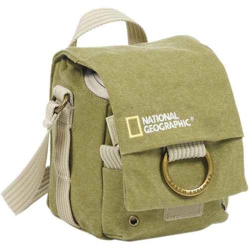 National Geographic Earth Explorer National Geographic 2342 Small Holster (Khaki)