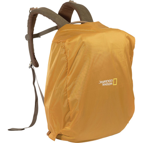 National Geographic A2560RC Africa Rain Cover for Satchels and Rucksacks (Yellow)