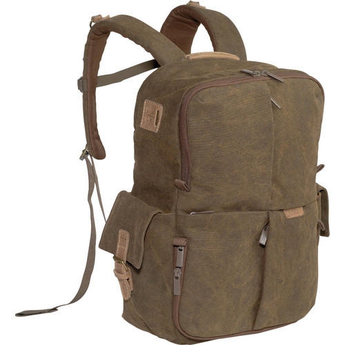 National Geographic NG A5270 Africa Series Medium Rucksack (Brown)