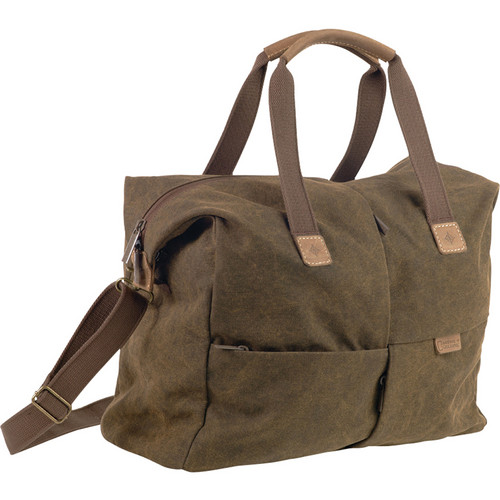 National Geographic A8240 Africa Large Tote Bag (Brown)