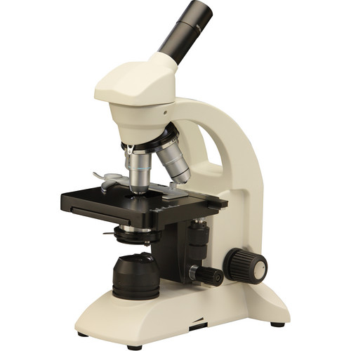 National Model 212 Compound Microscope