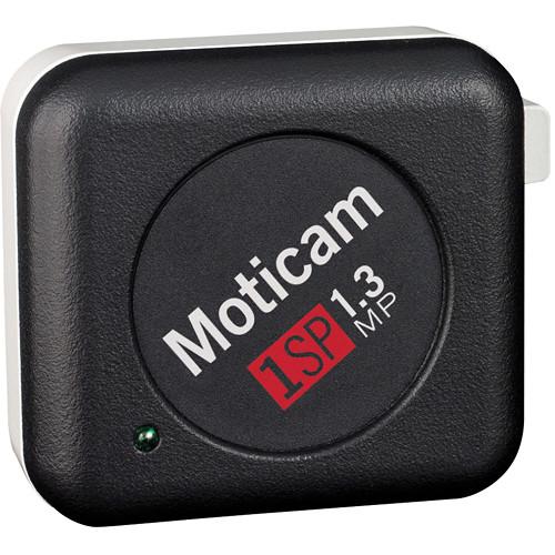 National 1.3MP Moticam 1 SP Digital Camera for Microscopes