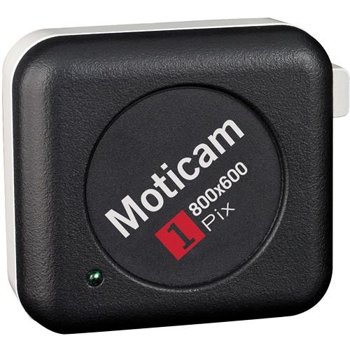 National 0.4MP Moticam 1 Digital Camera for Microscopes