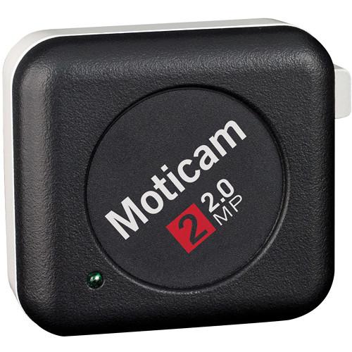 National 2.0MP Moticam 2 Digital Camera for Microscopes