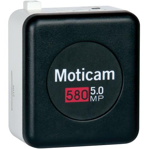 National 5.0MP Moticam 580 Digital Camera for Microscopes