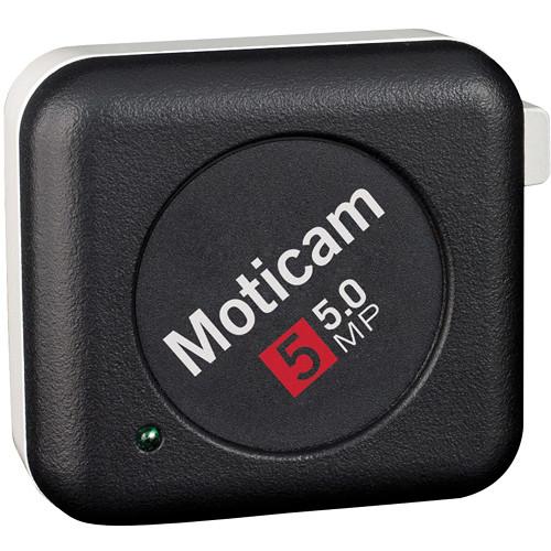 National 5.0MP Moticam 5 Digital Camera for Microscopes