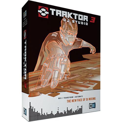 Native Instruments TRAKTOR 3  - Software DJ Rig