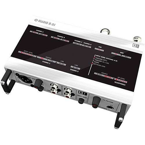 Native Instruments Audio 8 DJ - DJ Audio Interface