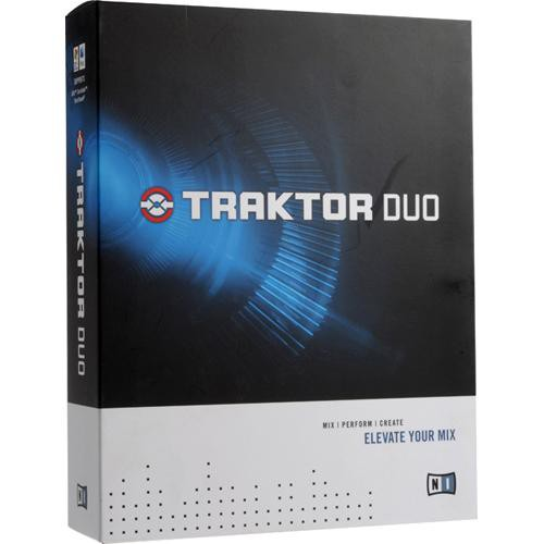 Native Instruments TRAKTOR DUO - DJ Software for Mac and Windows