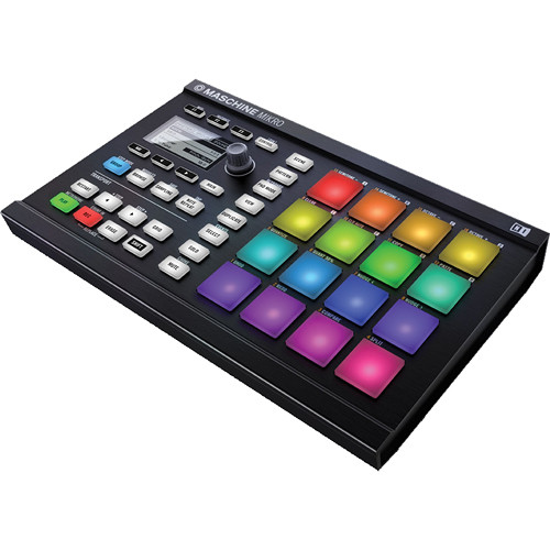 native instruments maschine mikro mk2 groove production 21931. Black Bedroom Furniture Sets. Home Design Ideas
