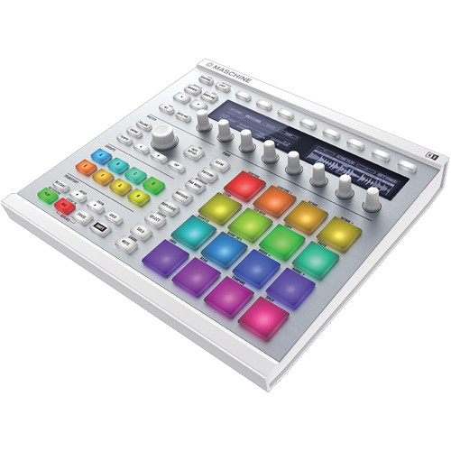 Native Instruments MASCHINE MK2 Groove Production Studio (White)