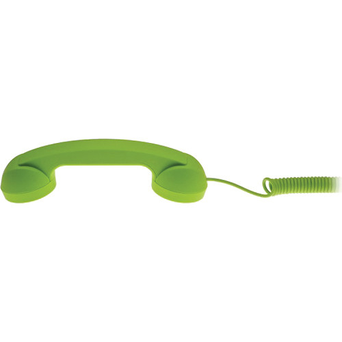 Native Union POP Phone with Soft Touch Green Paint Treatment