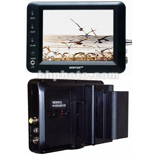 """Nebtek NEB50PAN 5"""" LCD Monitor"""