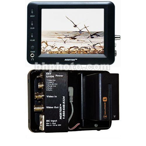 "Nebtek NEB50PROJV  5"" LCD Monitor"
