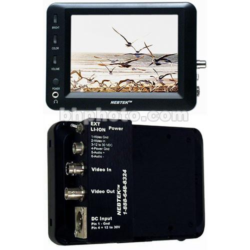 """Nebtek NEB50PRO  5"""" LCD Monitor"""
