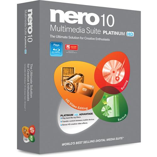 Nero Nero Multimedia Suite 10 Platinum HD