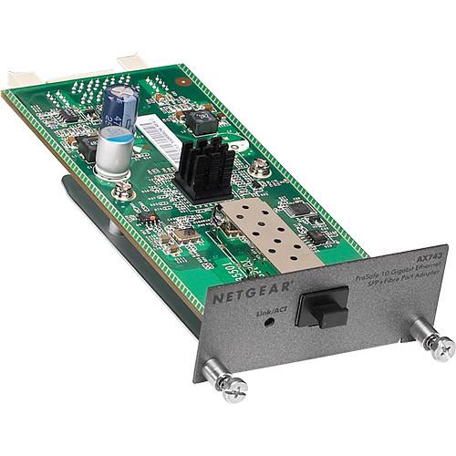 Netgear ProSafe 10 Gigabit SFP+ Adapter Module