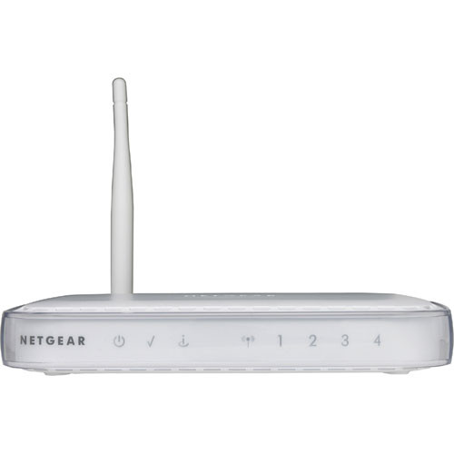 Netgear Wireless-G ADSL Modem Router