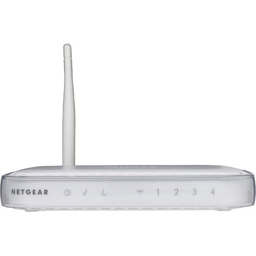 Netgear Wireless-G ADSL Modem Router