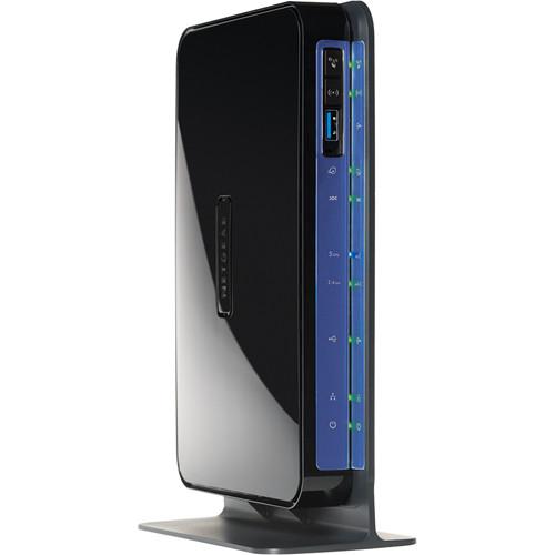 Netgear DGND3700 N600 Wireless Dual Band Gigabit ADSL2+ Modem Router (NAT SPI)