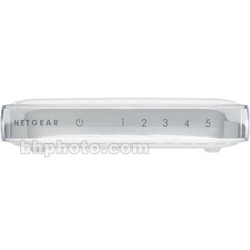 Netgear 5-Port Gigabit Desktop Switch