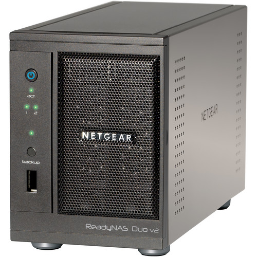 Netgear RND2000 ReadyNAS Duo v2 (Diskless)