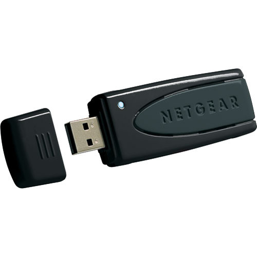 Netgear RangeMax Dual Band Wireless-N USB Adapter for Windows