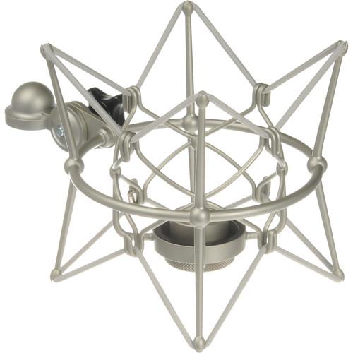 Neumann EA87 - U87 Shock Mount for U87 Microphones (Nickle)