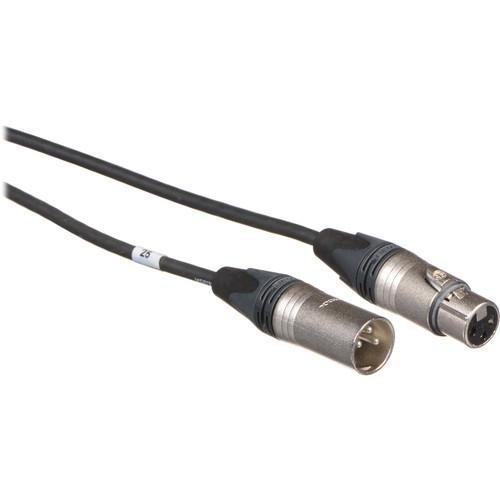 Neumann 3-pin XLR to XLR Microphone Cable - 25 ft