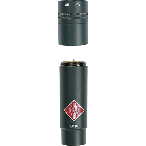 Neumann KM 140 Microphone with AK 40 Capsule