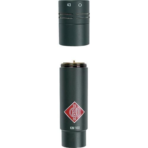 Neumann KM 143 Microphone with AK 43 Capsule