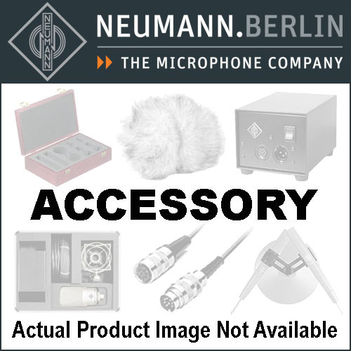 Neumann Aluminum Microphone Briefcase (Without Insert)