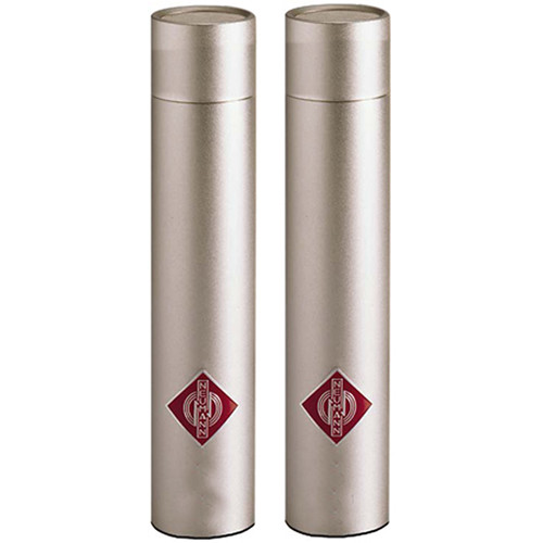 Neumann SKM 183 NI Stereo Matched Microphone Pair (Nickel)