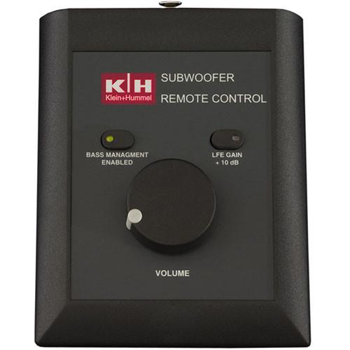 Neumann SRC 1 Subwoofer Remote Control