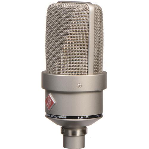 Neumann TLM 103 Large-Diaphragm Condenser Microphone (Nickel)