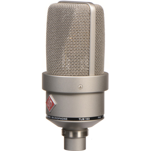 Neumann TLM 103 Large-Diaphragm Condenser Microphone (Nickel)