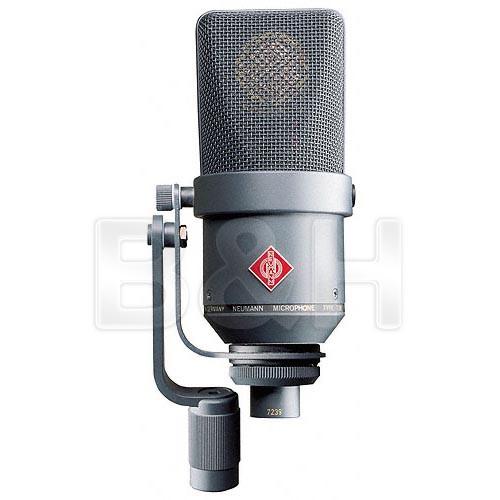 Neumann TLM 170 R Multi-Pattern Large-Diaphragm Studio Condenser Microphone (Nickel)