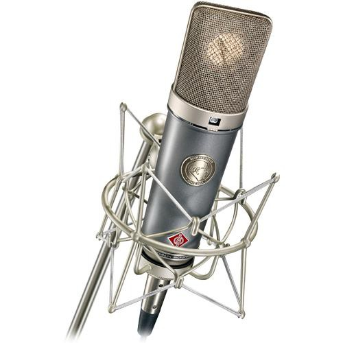 Neumann TLM 67 SET Z Studio Microphone with Shockmount and Windscreen