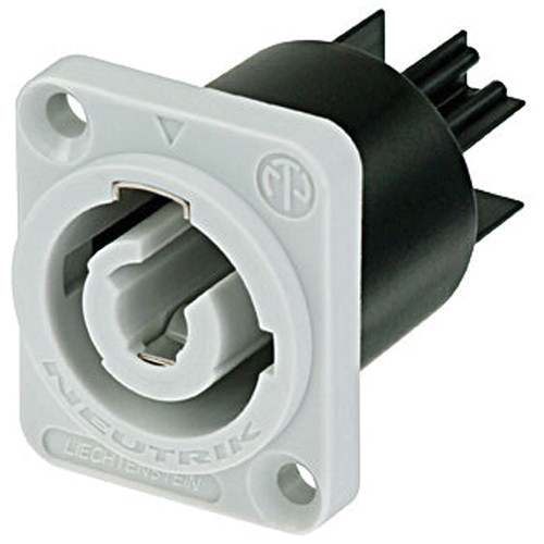 Neutrik NAC3MPB-1 Power-Out Male Chassis Connector