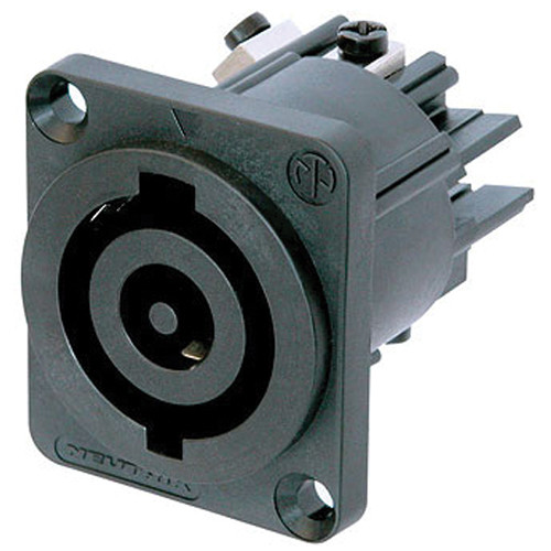 Neutrik NAC3MP-HC powerCON 32 A Male Power-In Chassis Connector