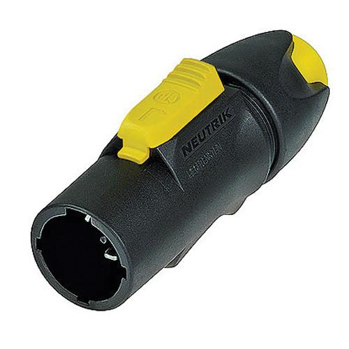 Neutrik NAC3MX powerCON TRUE1 Locking Male Waterproof 16 A Mains Connector