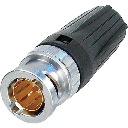 Neutrik NBLC75BVZ17 rearTWIST Large BNC Cable Connector