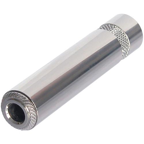 "Neutrik REAN 1/4"" 2-Pole Mono Jack with Metal Handle"