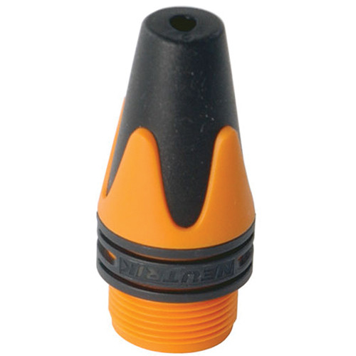 Neutrik BXX-3 Bushing for etherCON RJ45 Cable Connectors (Orange)