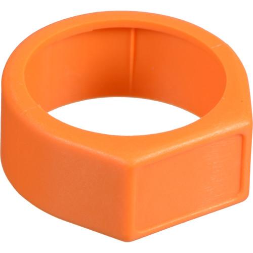 Neutrik XCR Colored Ring (Orange Finish)