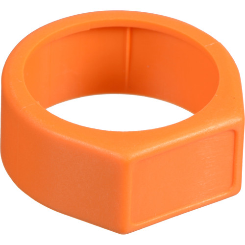 Neutrik XCR Colored Ring (Orange Finish)